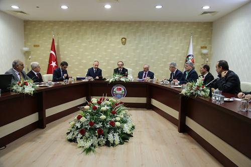 İl İstihdam Kurulu Ocak toplantısı yapıldı