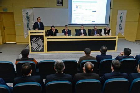 SAÜ'de Eğitimin Ekonomi Politiği konuşuldu