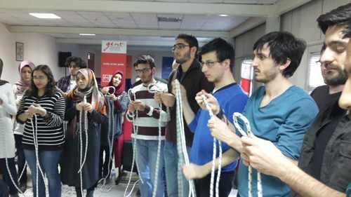 Genç yeryüzü doktorları Bursa'da