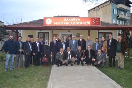 Mustafa Ak ziyaretlerini sürdürüyor