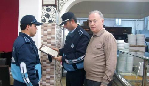 Sapanca Belediyesi Zabıta ekipleri ruhsat denetimlerini sürdürüyor