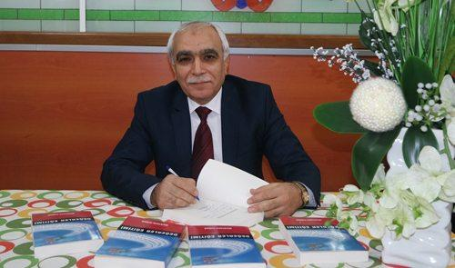 """Tarihçi Turan'dan """"Değerler Eğitimi"""" konferansı"""