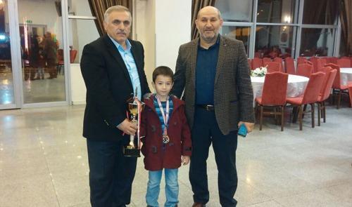 Minik Kasparov Dünya Şampiyonası'nda