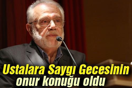 """""""İhsan Süreyya Sırma ümmetin kalemidir"""""""