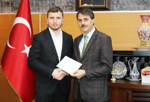 Gençliğin yeni başkan adayından Alemdar'a davet