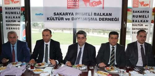 Rumeli Balkanlar Derneğinden toplantı