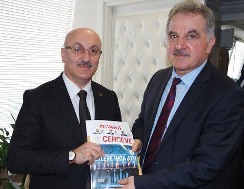 MÜSİAD-SAÜ işbirliğinde ortak projeler geliştirilecek