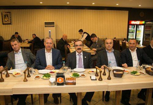 SATSO 25. meslek komitesinden istişare toplantısı