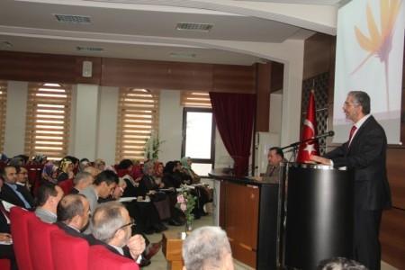 Müftülüğün gençlik eğitim semineri devam ediyor