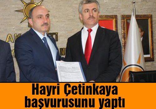AK Parti'de başvurular tüm hızıyla devam ediyor