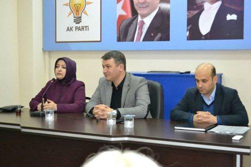 Vekil aday adaylarından Serdivan'a ziyaret