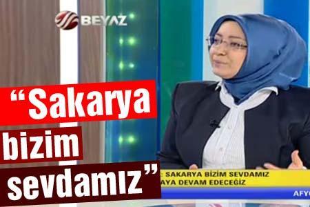Çiğdem Erdoğan Atabek Beyaz TV'ye konuk oldu