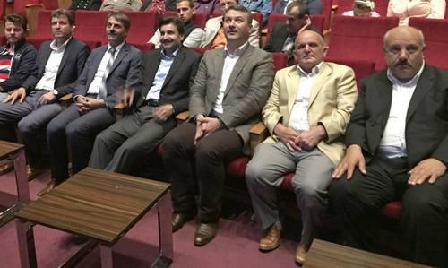 AK Parti Serdivan'da sandık görevlilerine eğitim