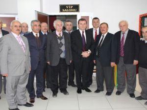 AK Parti Danışma Meclisi Kaynarca'da yapıldı