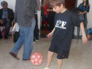 Akrobasi futbolda Sakaryalı