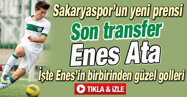 İşte Sakaryaspor'un yeni transferi!