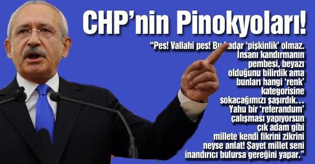 CHP'nin Pinokyoları!…