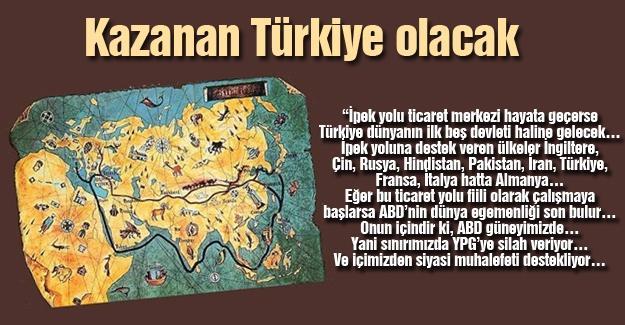 Kazanan Türkiye olacak