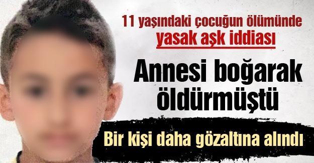11 yaşındaki çocuğun ölümünde yasak aşk iddiası