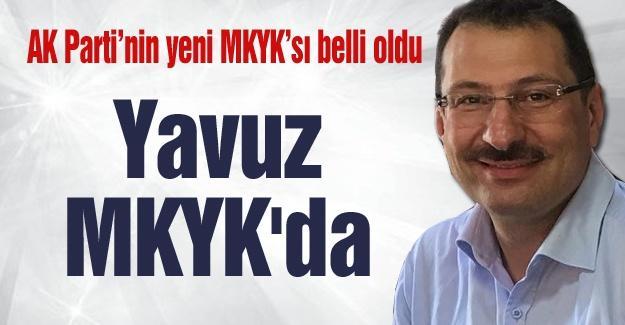 Ali İhsan Yavuz MKYK'da