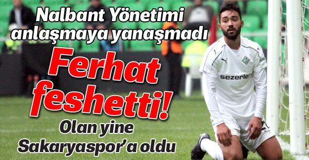 Ferhat Yazgan sözleşmesini feshetti!
