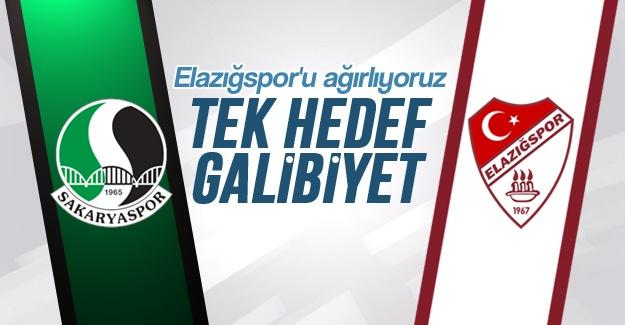 Sakaryaspor 3 puanı tek golle aldı! 1-0