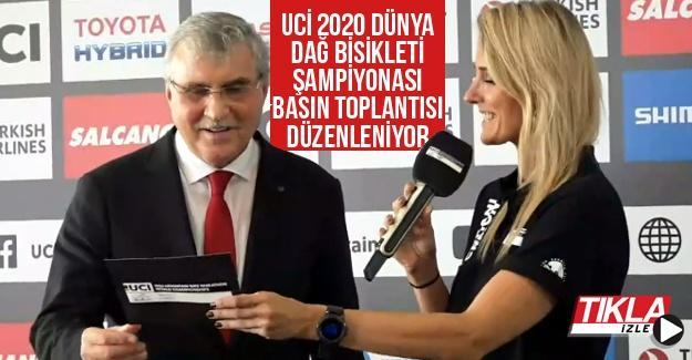 Dünya Şampiyonası'nın basın toplantısı yapıldı
