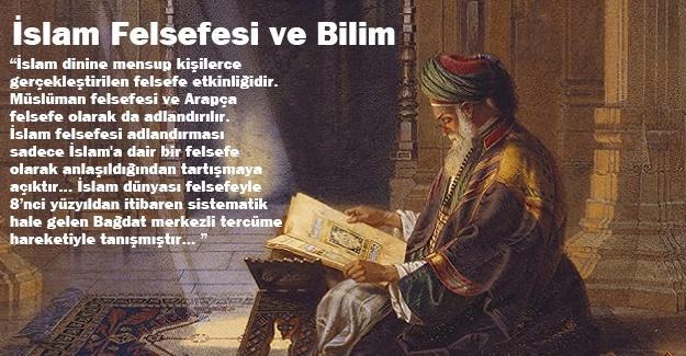 İslam Felsefesi ve Bilim