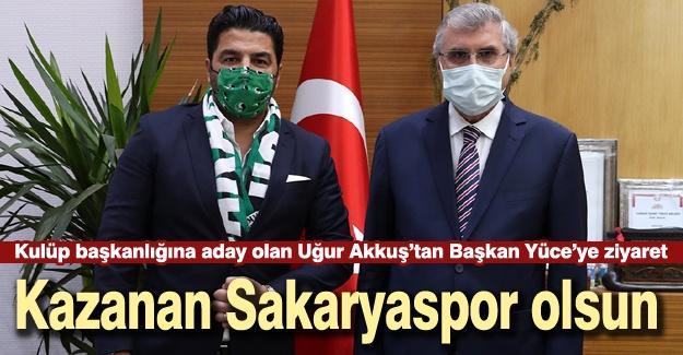 Kazanan Sakaryaspor olsun!