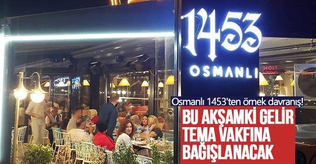 Osmanlı 1453'ten örnek davranış!