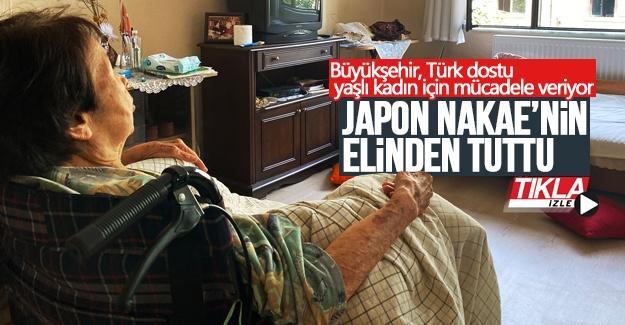 Japon Nakae'nin elinden Büyükşehir tuttu