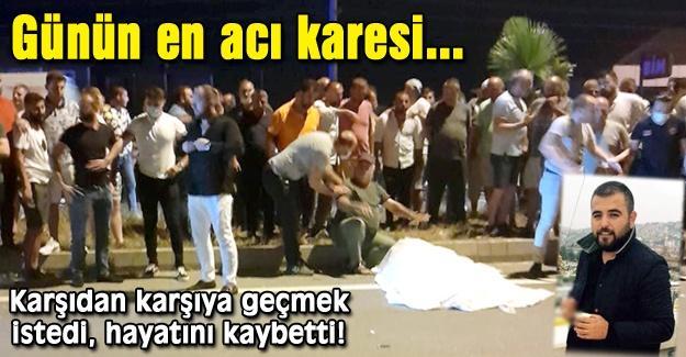 Karasu'da kaza! 1 ölü!