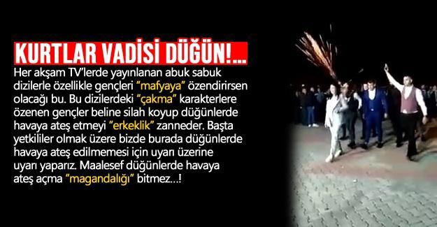 Kurtlar Vadisi Düğün!…