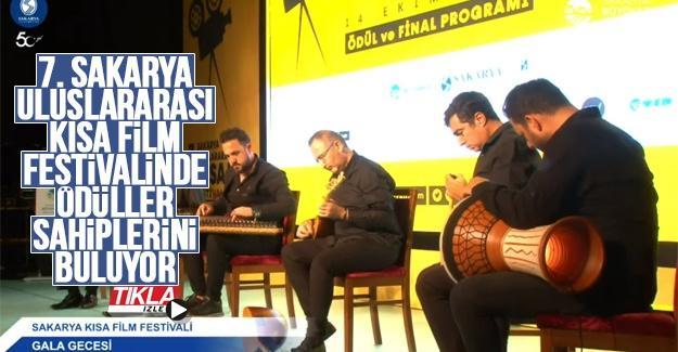 7. Sakarya Uluslararası Kısa Film Festivali finali başladı
