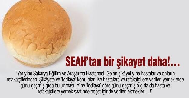 SEAH'tan bir şikayet daha!…