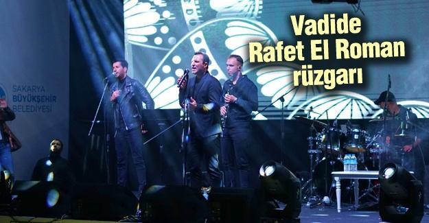 Vadide Rafet El Roman rüzgarı