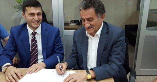 As Akyazıspor'a yeni teknik direktör