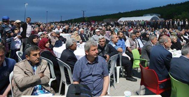 Ferizli'de aday tanıtım toplantısı