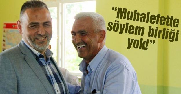 Hacıeyüpoğlu yeni yasa eleştirilerine cevap verdi