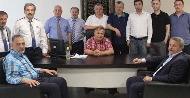 Hacıeyüpoğlu'ndan muhalefet mitinglerine eleştiri