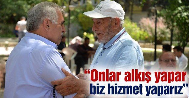"""""""Partimiz isim partisi değil nesillerin partisidir"""""""