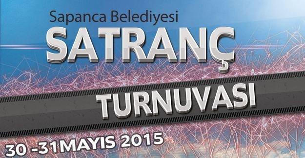 Sapanca Belediyesi Satranç Turnuvası düzenleyecek