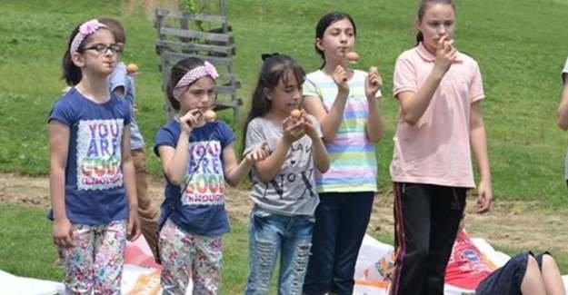 Serdivan YÖÇEYDER gönüllü ailelerle piknikte buluştu