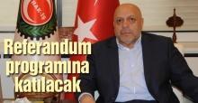 Hak-İş Genel Başkanı Arslan Salı günü Sakarya'da