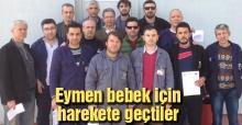 TÜVASAŞ işçilerinden yardım kampanyası