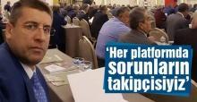 Başkan Akdardağan TESK toplantısına katıldı