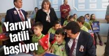 Sakarya'da 185 bin öğrenci karne alacak
