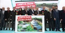 Arifiye Park'ın temeli atıldı