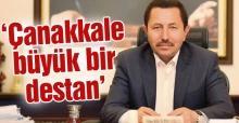Vali İrfan Balkanlıoğlu'ndan 18 Mart Şehitler Günü Mesajı