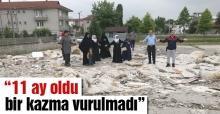 Öğrenci velileri yıkılan okullarını geri istiyor